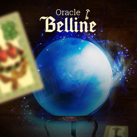 Tirage de l'oracle Belline